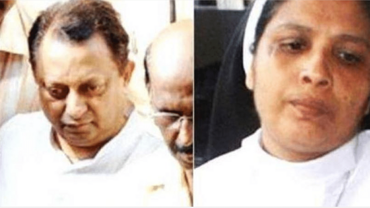 CBI special court in Trivandrum found Father Thomas Kottoor (left) and Sister Sephy guilty in the infamous Sister Abhaya murder case.