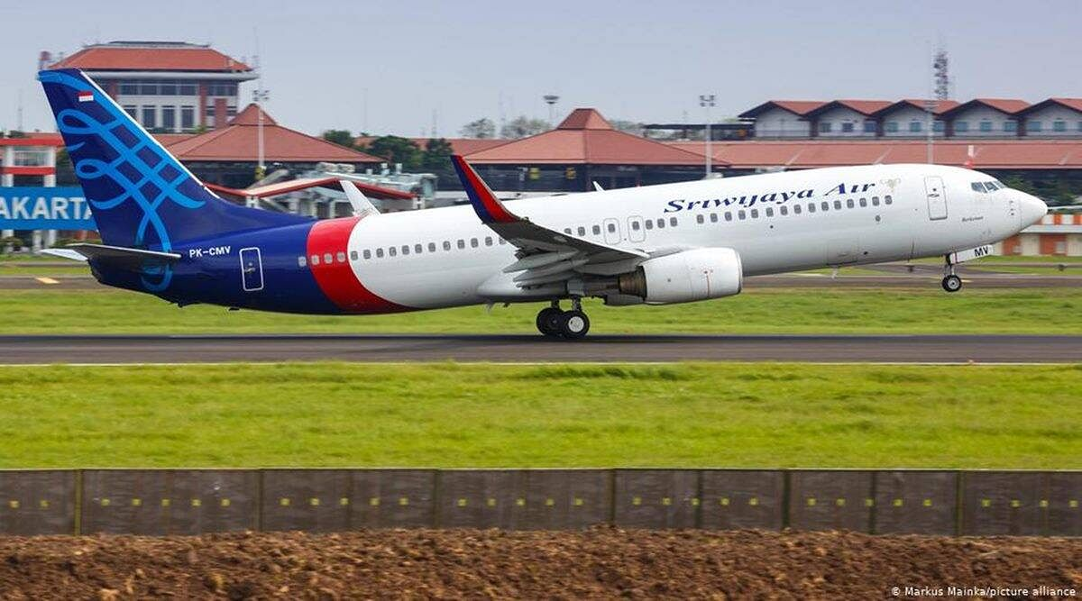 Sriwijaya Air Flight 182 with 62 aboard is feared to have crashed into the sea shortly after takeoff.