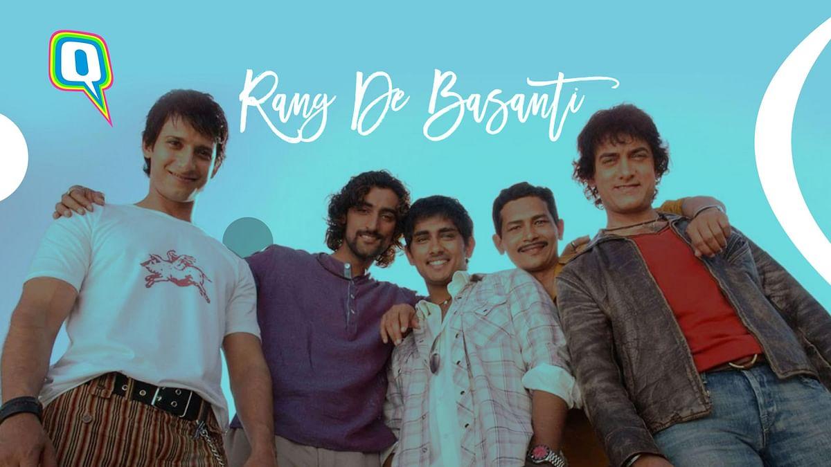 Unlike Today's Patriotic Films, 'Rang De Basanti' Had Depth
