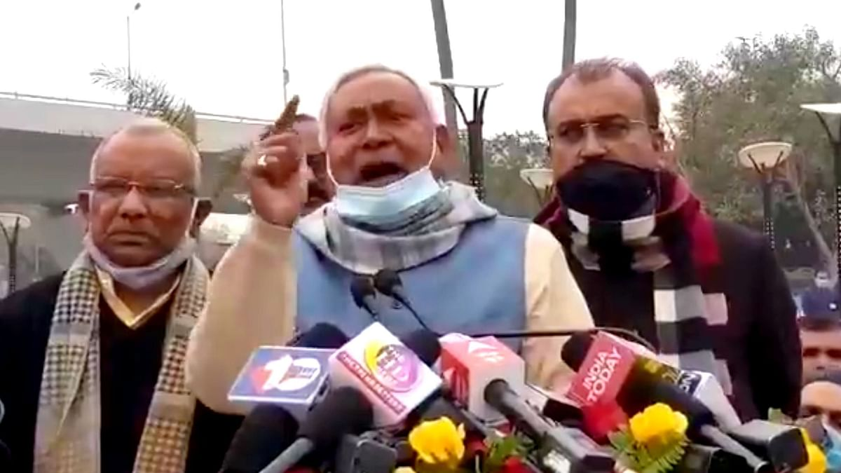 'Your Questions Are Inappropriate!': Nitish Kumar on Patna Murder