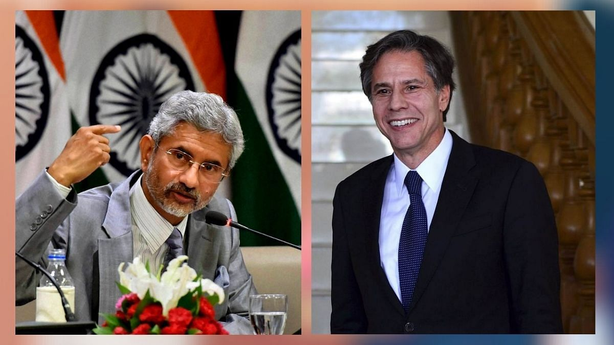 India 'Pre-Eminent Partner' of US in Indo-Pacific: Blinken to EAM