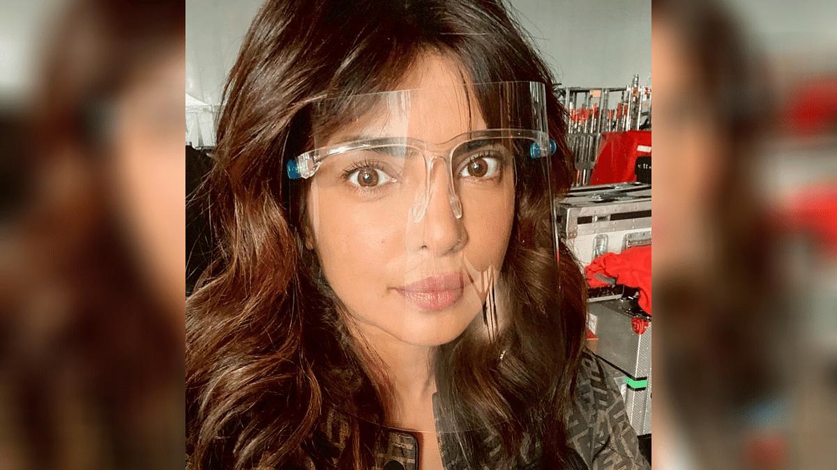 Actor Priyanka Chopra.