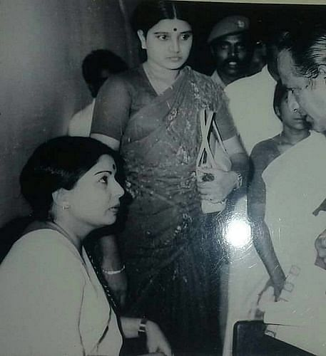 Sasikala's husband's closeness with the Cuddalore District Collector, VS Chandralekha, paved away to her acquaintance with Jayalalithaa