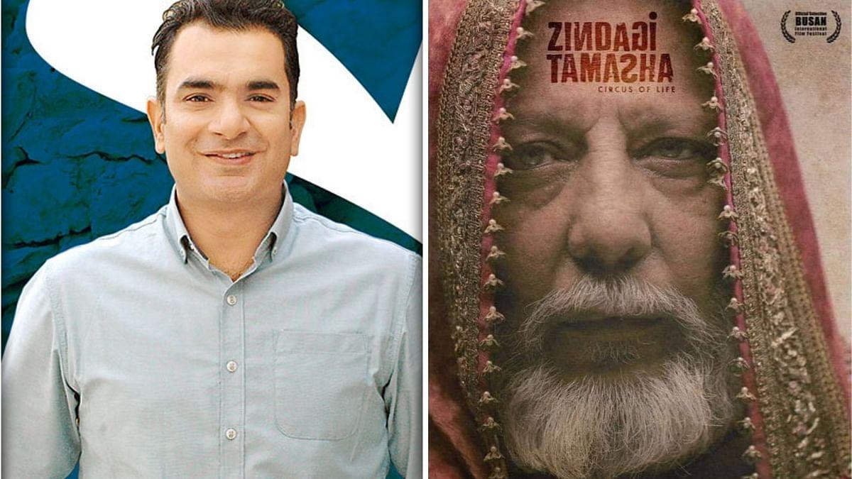Pakistani filmmaker Sarmad Sultan Khoosat.