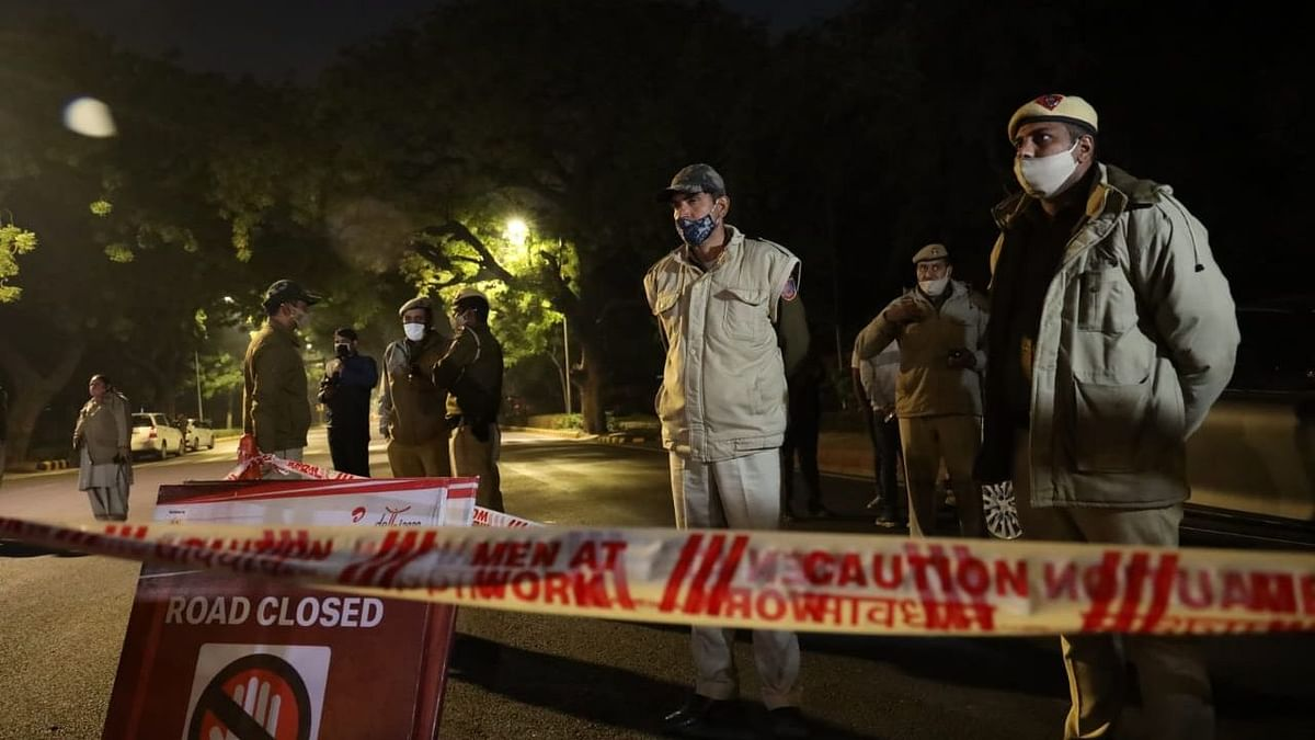 A low-intensity IED blast took place near the Israeli Embassy in Delhi on Friday, with no injuries reported.