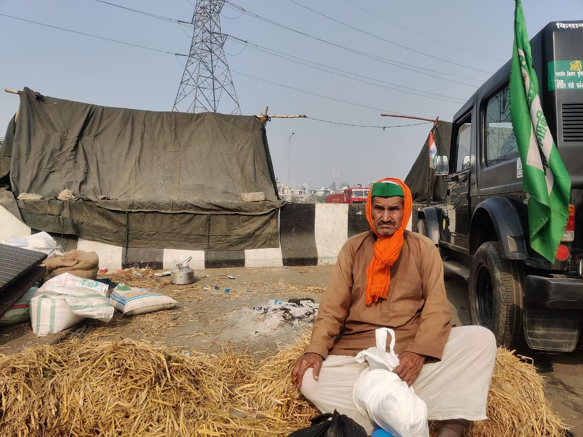 'No Ghar Wapsi Until Law Wapsi': Farmers Camping in UP's Ghazipur