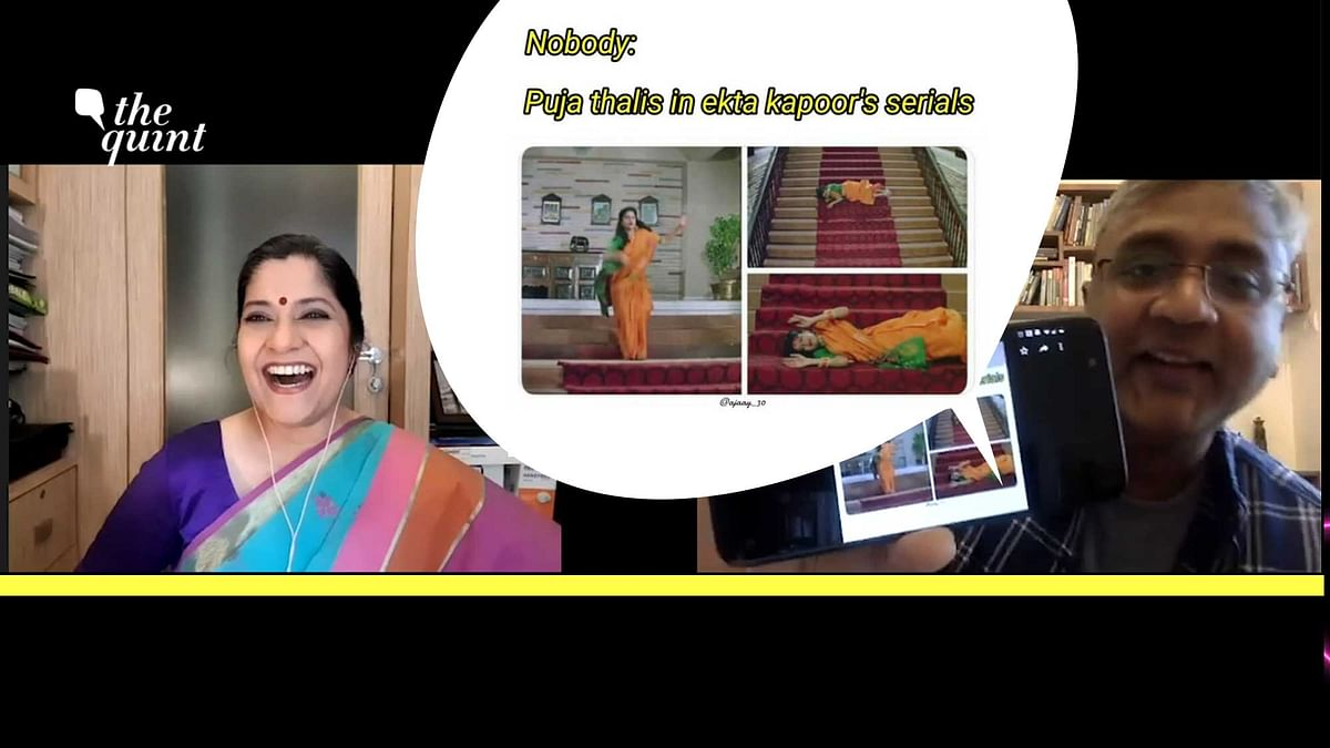 Renuka Shahane talks about her scene from <i>Hum Aapke Hain Koun...!</i>