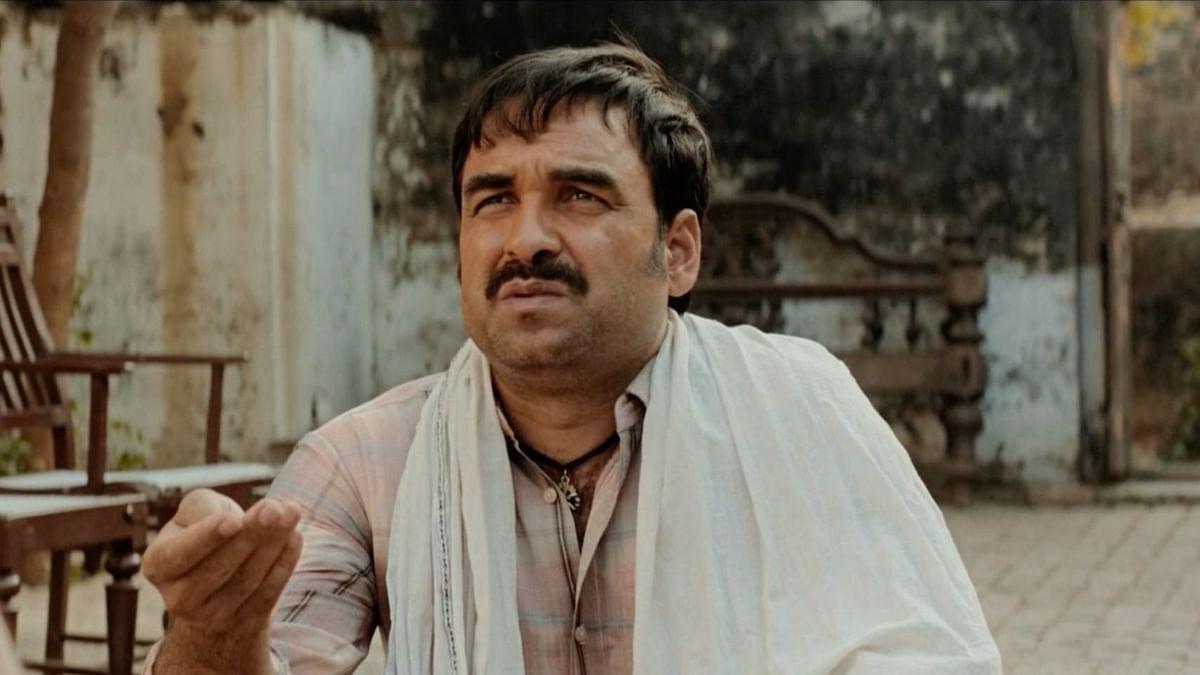 Pankaj Tripathi in <i>Kaagaz.</i>