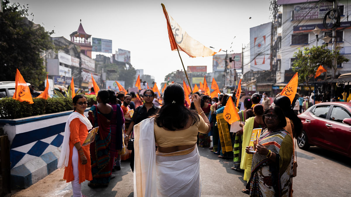 Bengal: Where We Don't Do Politics In Vivekananda's Name, But...