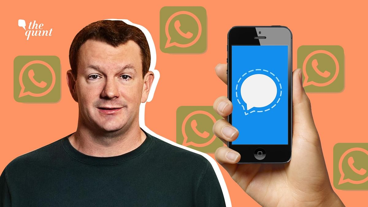 What India Wants Is What the Internet Wants: Signal's Brian Acton