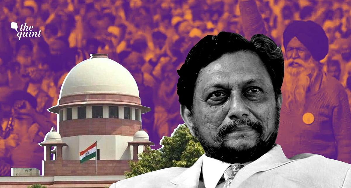 CJI Bobde and the Supreme Court are muddying the waters on the farmers' protests issue despite staying the farm laws.
