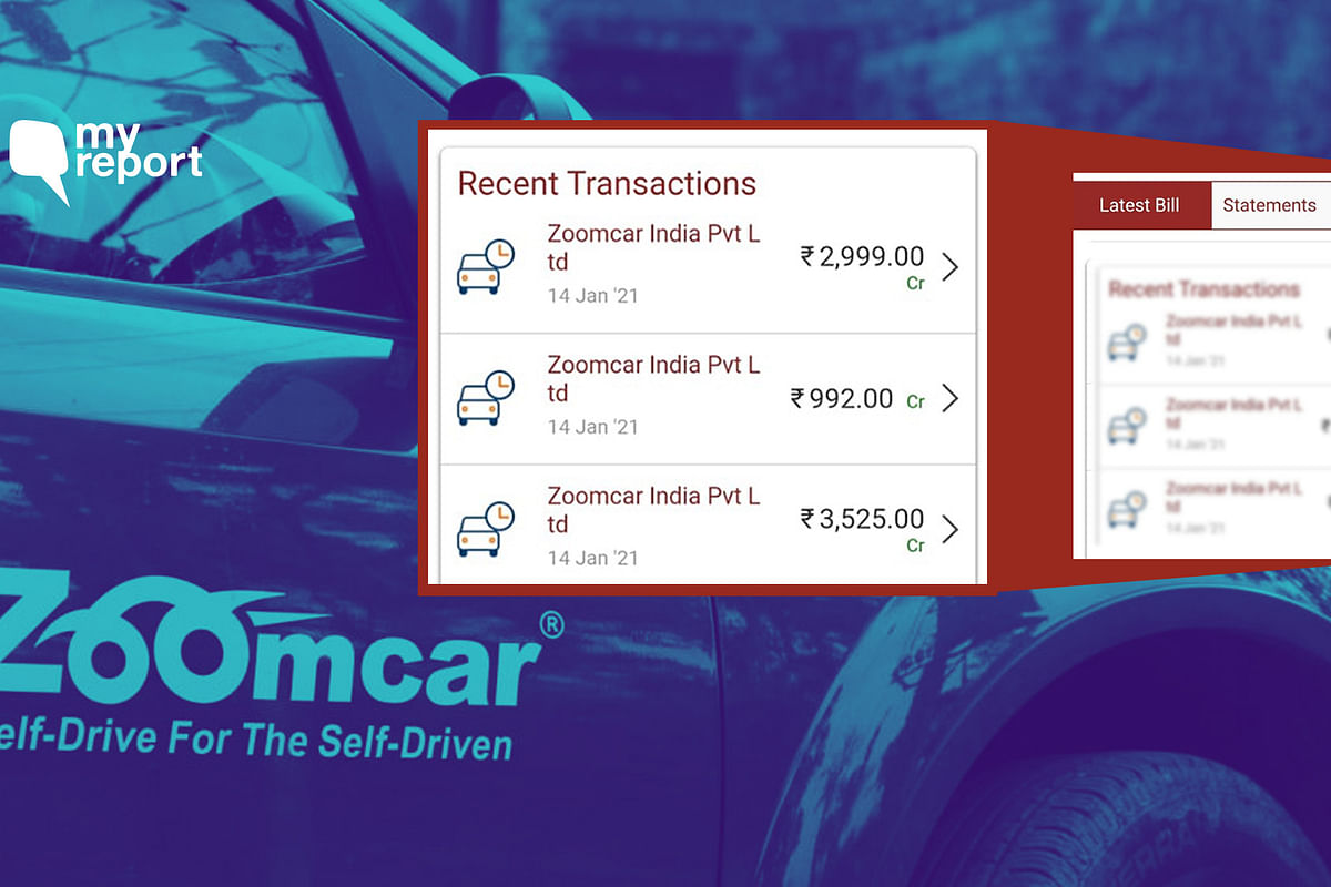 Tohid Shaikh got his refund from Zoomcar after his story was published in <b>The Quint</b>.