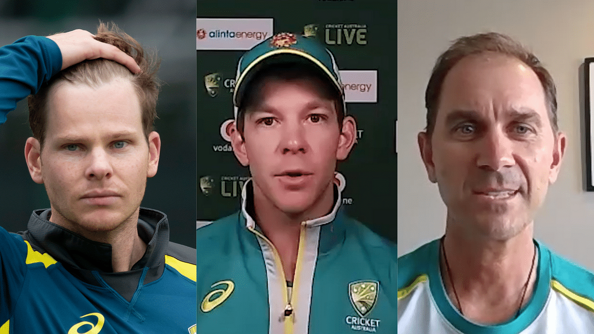 Paine Apologises, Smith 'Shocked' but Langer Defends Both Players