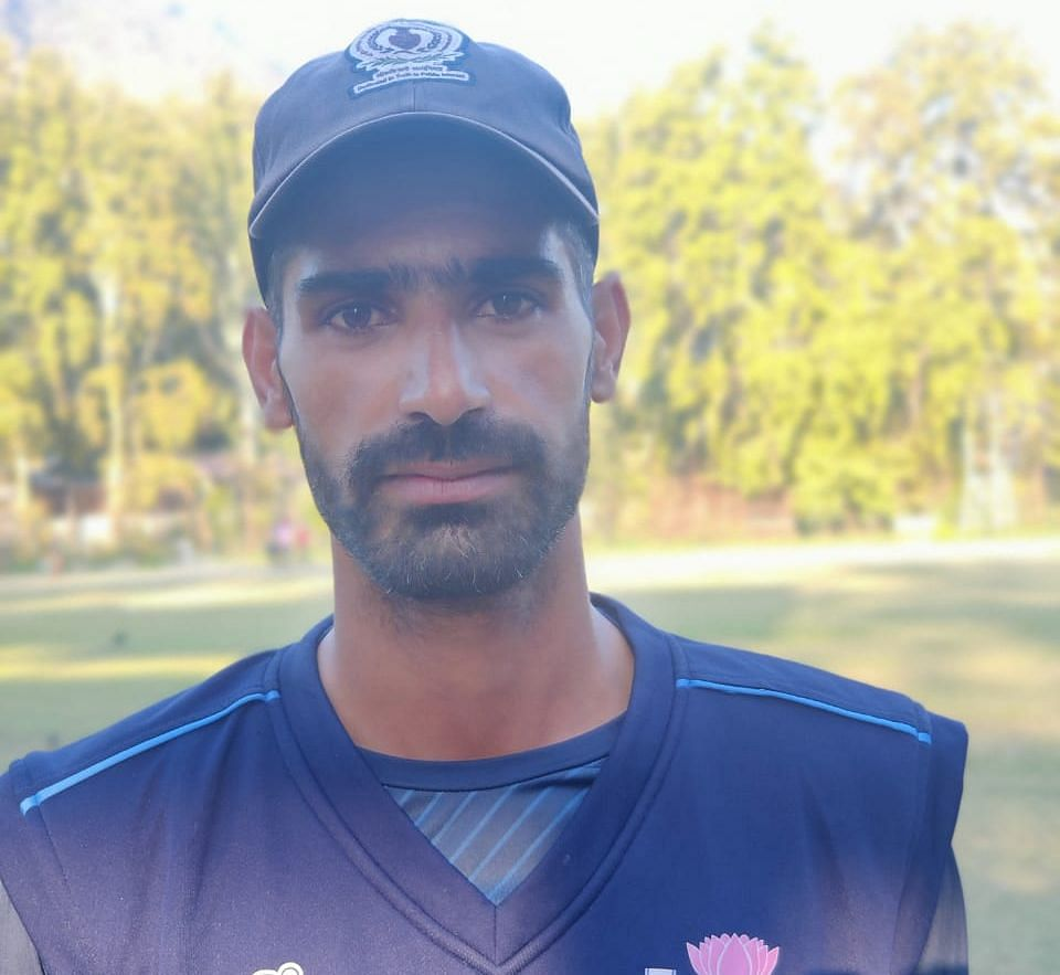 Waseem Raza has represented J&K in 26 First-class, 34 List-A and 26 T20s.