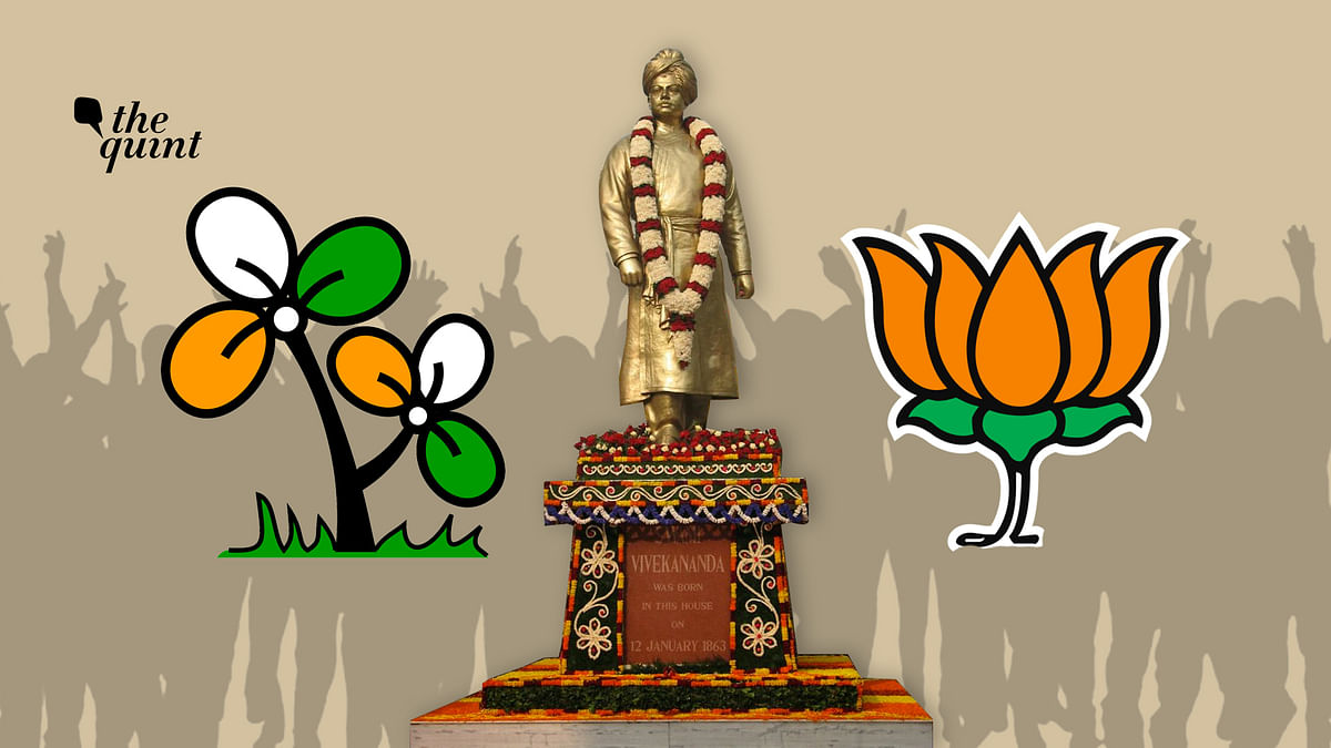 In Bengal Rallies, A Battle For Vivekananda's Identity