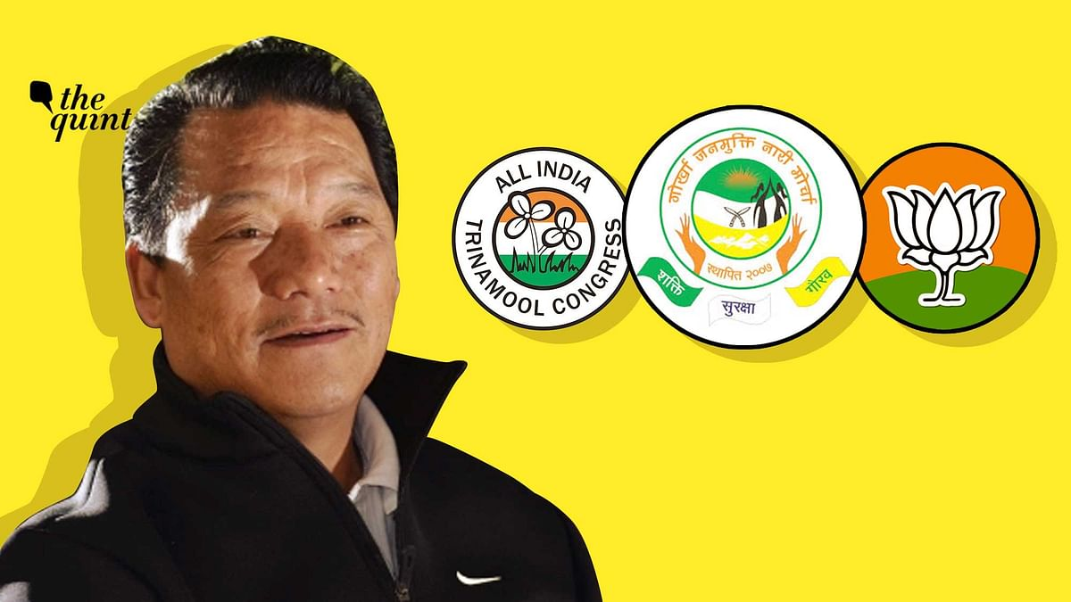 Can Bimal Gurung Help TMC Make  Inroads into North Bengal?