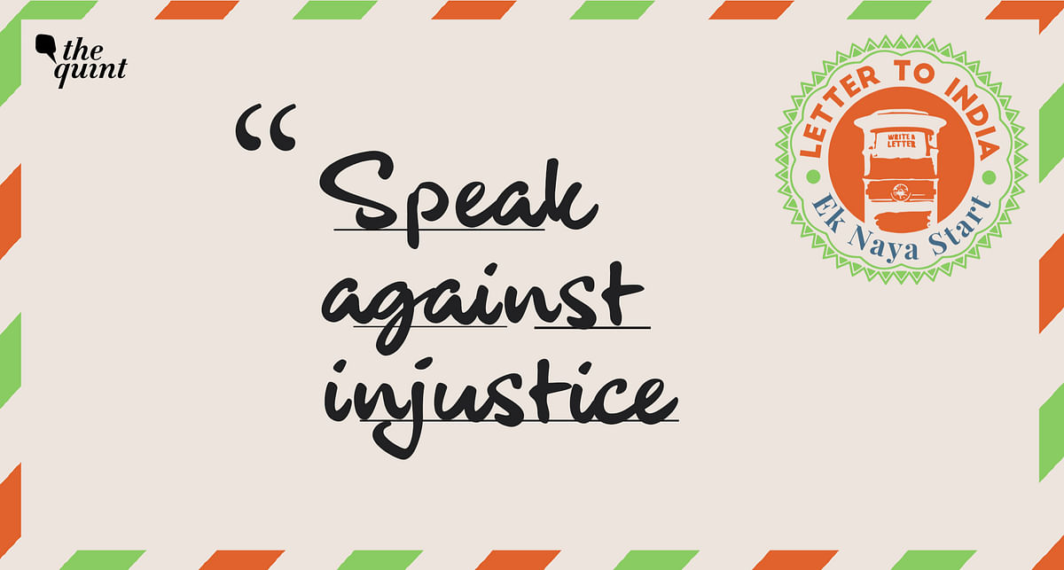 Dear India, to Have a Naya Start, Lend Voice to the Voiceless
