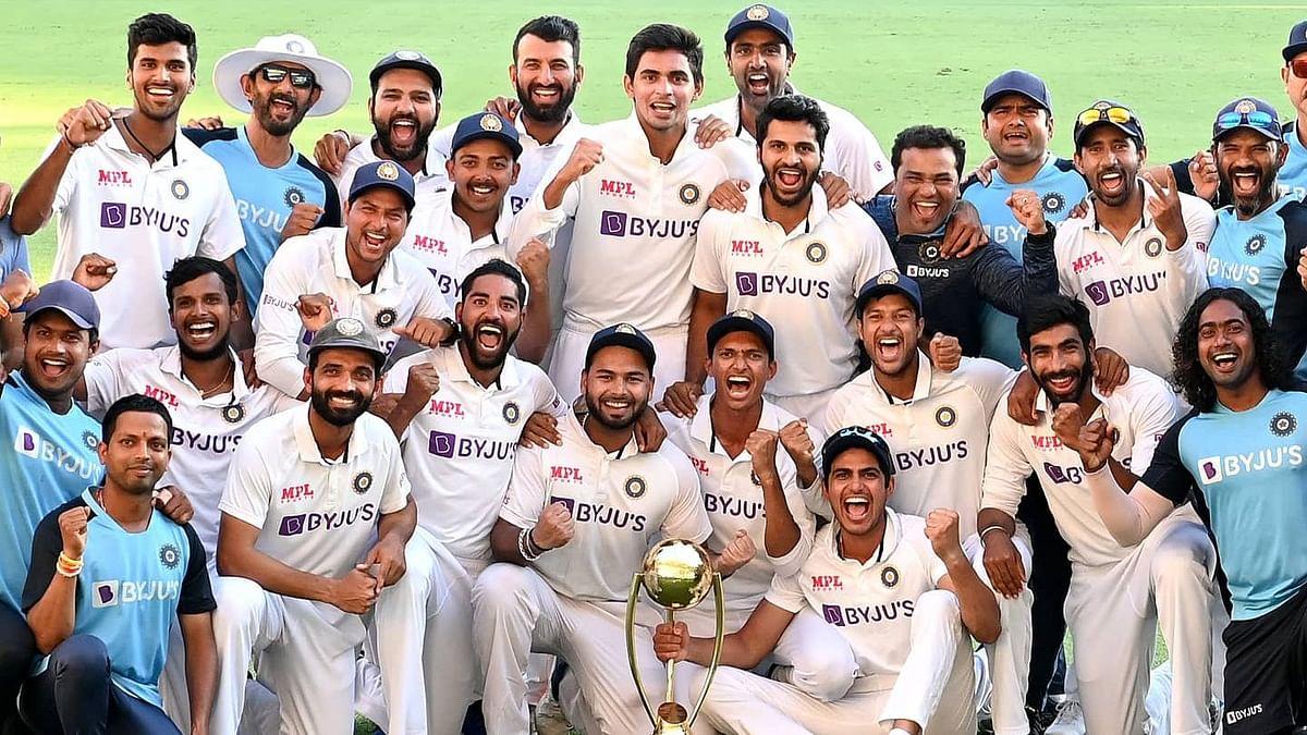 4th Test: Pant, Pujara, Gill Lead India to Series Win vs Australia