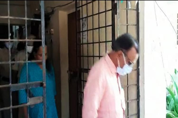 Andhra Couple Arrested For Allegedly Murdering Two Daughters