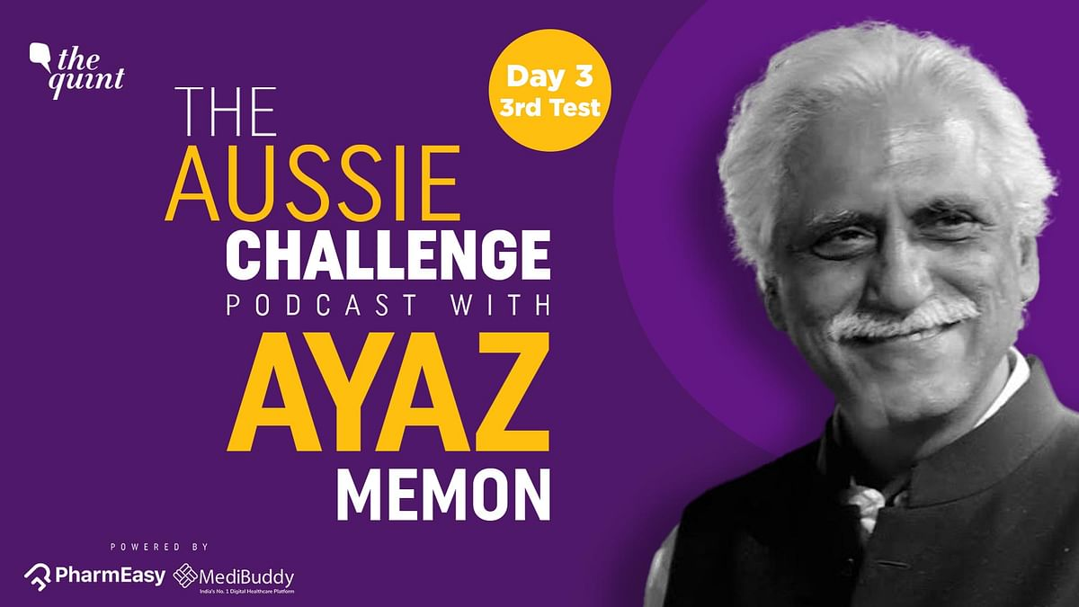 On this episode of The Aussie Challenge podcast, Ayaz Memon discusses Day 3 of the SCG Test.