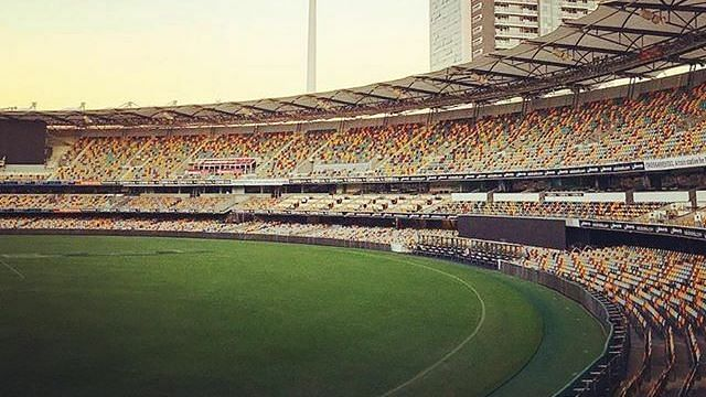 The Gabba in Brisbane