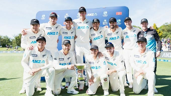 New Zealand Scale Test Rankings Summit for the First Time