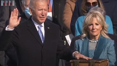 Joe Biden's Inaugural Address Gives Hope To Millions Who Stutter