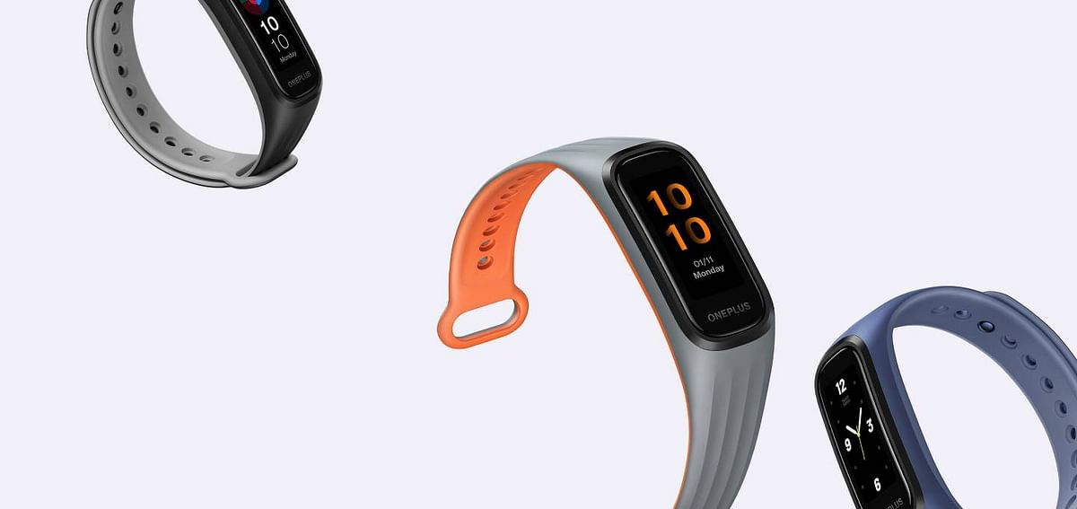 The OnePlus Band is priced at Rs 2,499 in India.