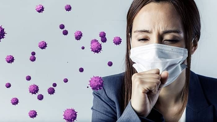 The risk from airborne spread of the virus can be mitigated if the necessary precautions are followed.