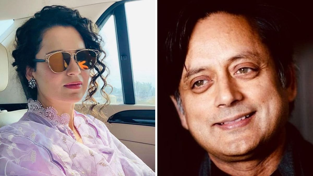Shashi Tharoor responds to Kangana's objection about making household work a paid profession.
