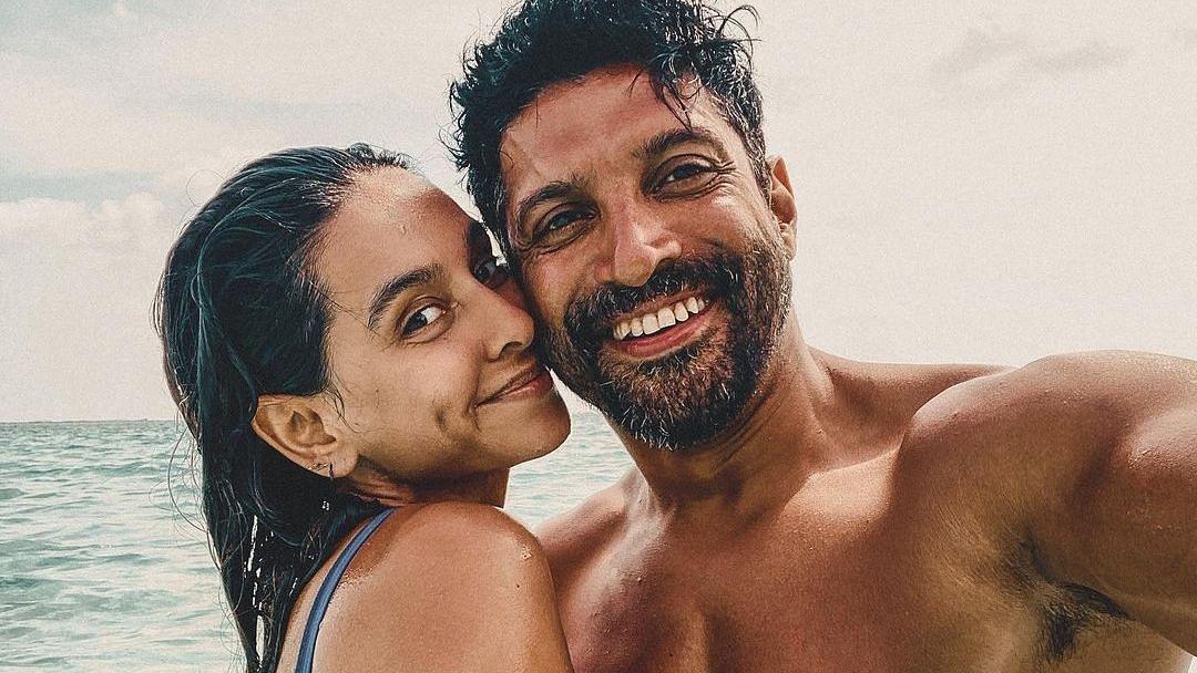 Shibani Dandekar Wishes Her 'Ludo Partner' Farhan Aakhtar on B'day