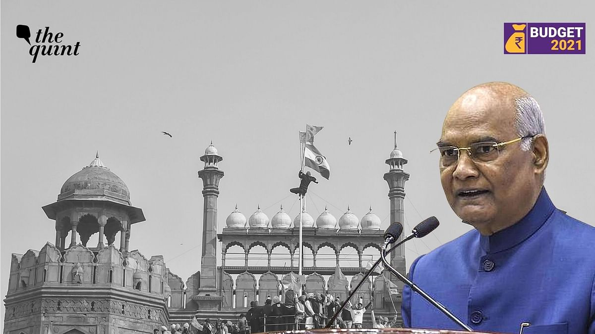 Indian Flag, R-Day Insulted: Prez's Veiled Jibe on Farmers' Unrest