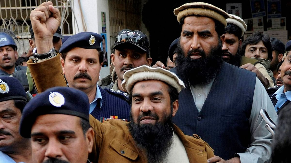 Mumbai Attack Mastermind, LeT Ops Commander Lakhvi Arrested in Pak