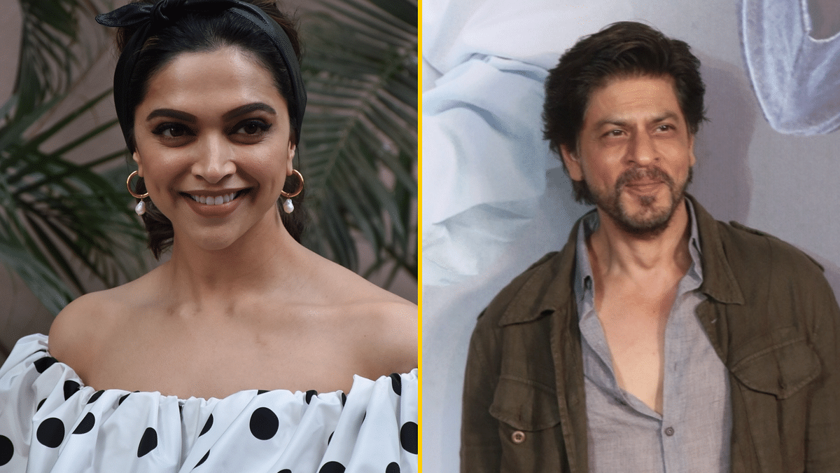 Deepika Padukone will co-star with Shah Rukh Khan in <i>Pathan</i>.