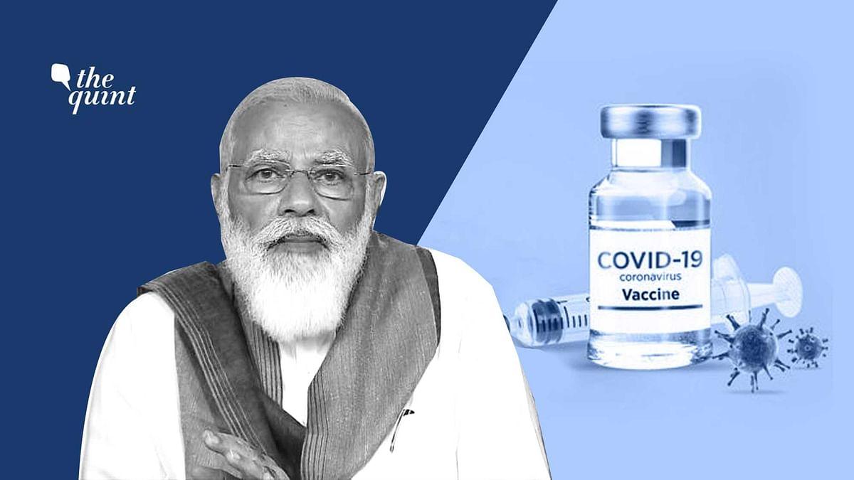 PM Modi to Launch India's COVID-19 Vaccination Drive at 10.30 am
