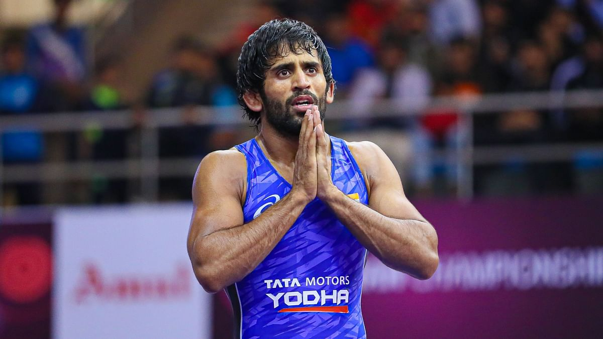 Bajrang Punia's last big outing was in February 2020, at the Asian Senior Championships.