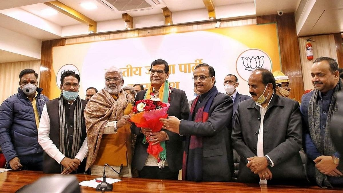 Why Has Ex-IAS AK Sharma, Modi's Trusted Aide, Joined BJP in UP?