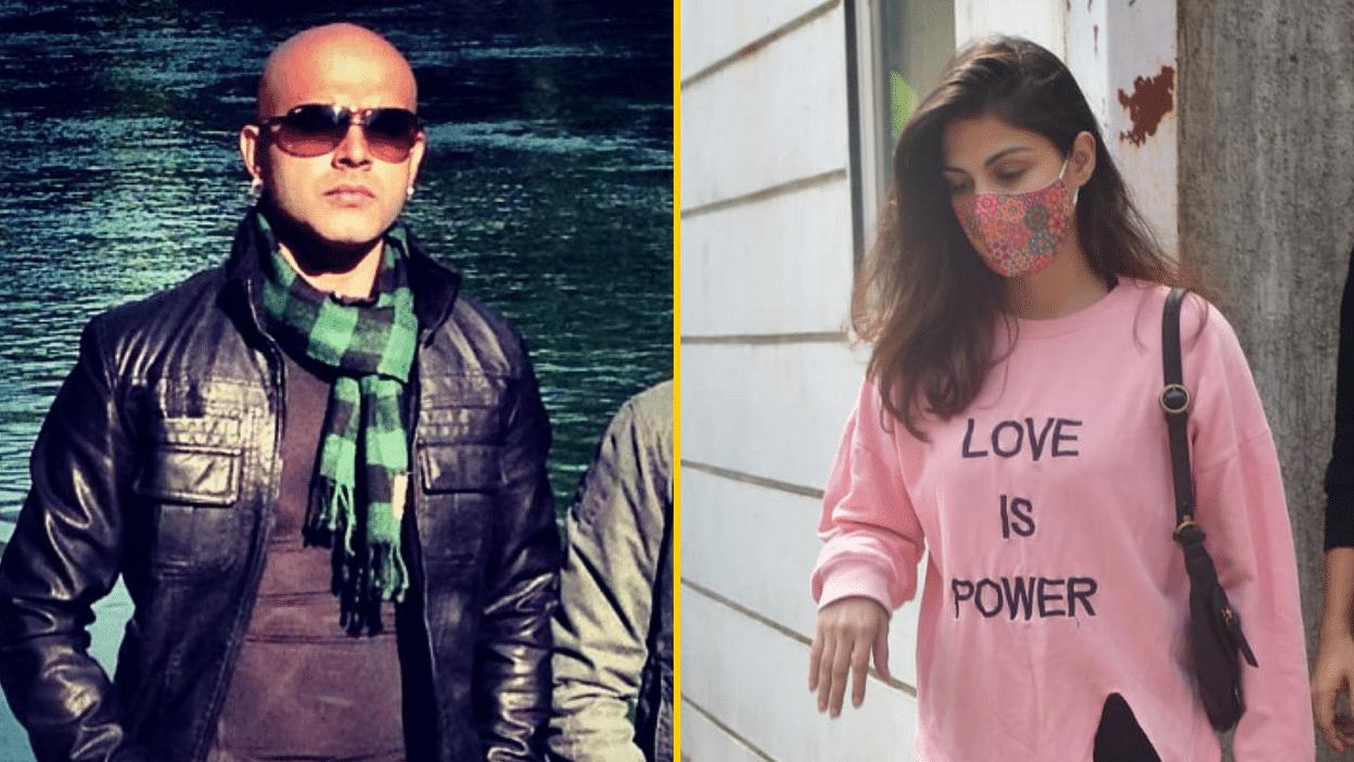 MTV Roadies Judge Rajiv Lakshman Deletes Photo With Rhea Chakraborty,  Apologies for Irresponsible Caption