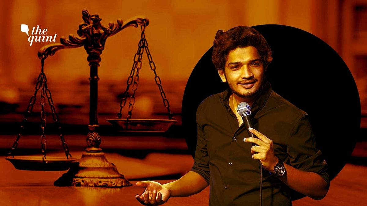 Comedian Munawar Faruqui's bail was earlier rejected by the Madhya Pradesh High Court on 28 January.