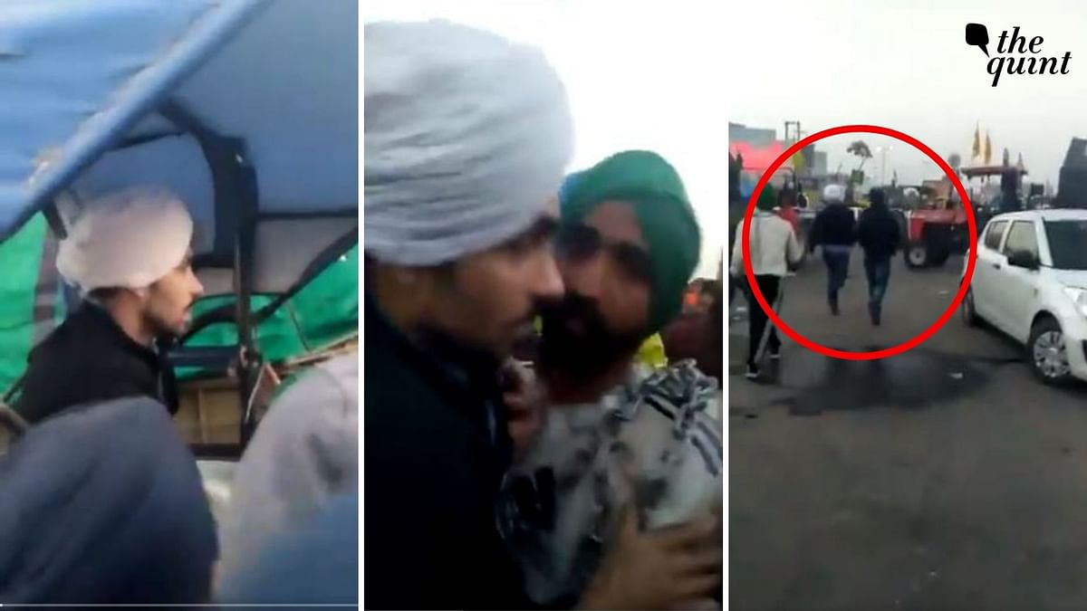Watch: Deep Sidhu Chased by Farmers after Red Fort Controversy