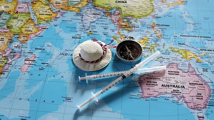 A private club is offering a COVID vaccine vacation to UAE to its members.