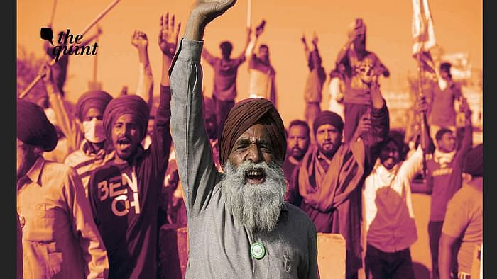 Farmers' Protest: 'I'm Indian & Sikh. Stop Calling Us Khalistanis'