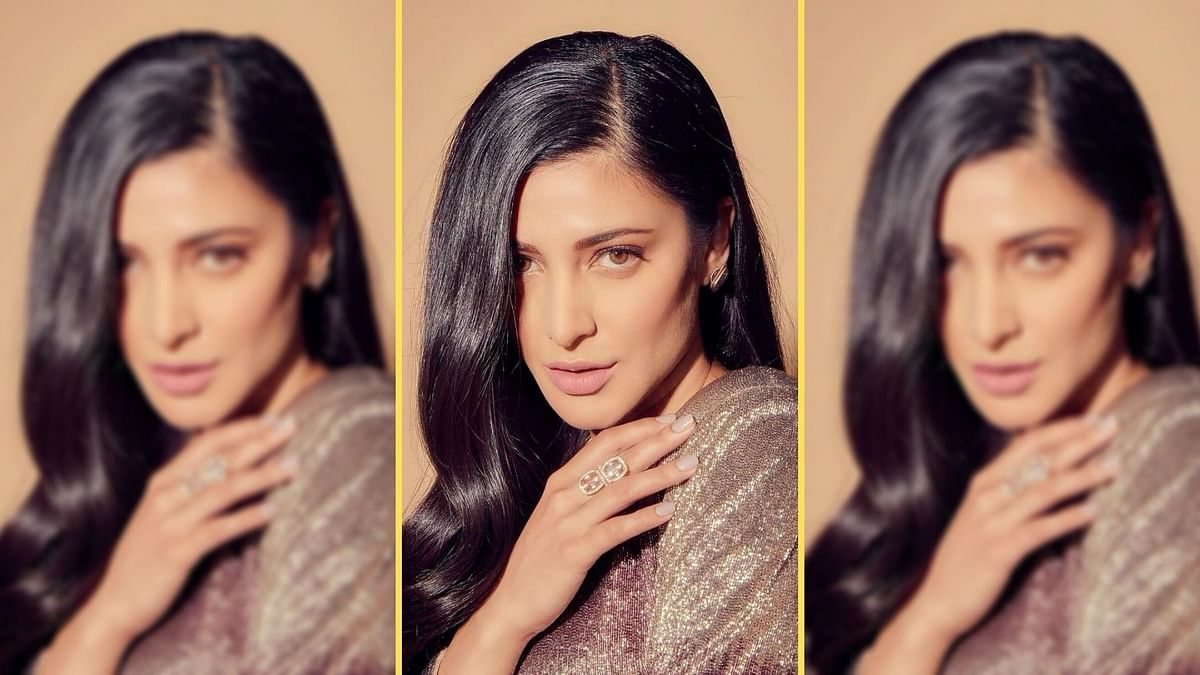 'I Don't Have Room To Mess Up Because of My Surname': Shruti Haasan