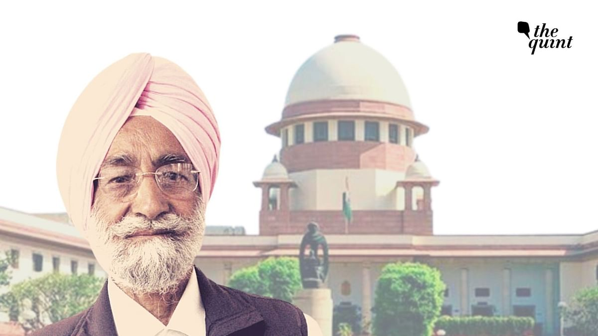 BS Mann Recuses Himself From SC-Appointed Committee on Farm Laws