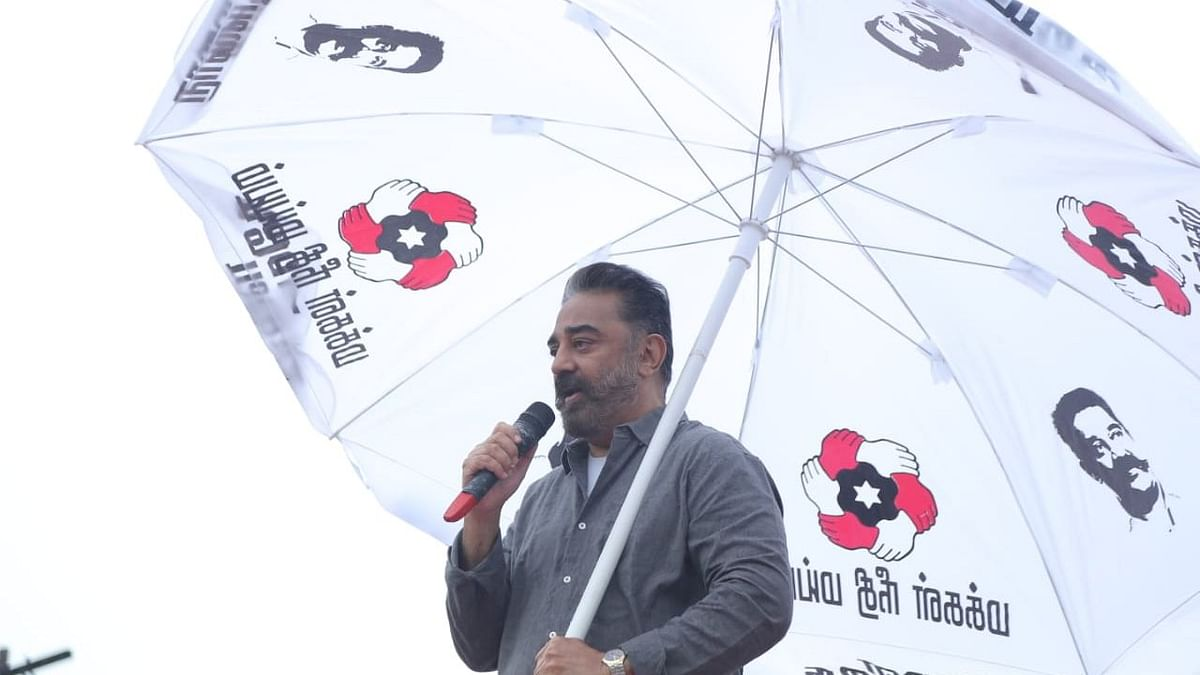 Actor Kamal Haasan plans to contest in the 2021 Assembly elections.