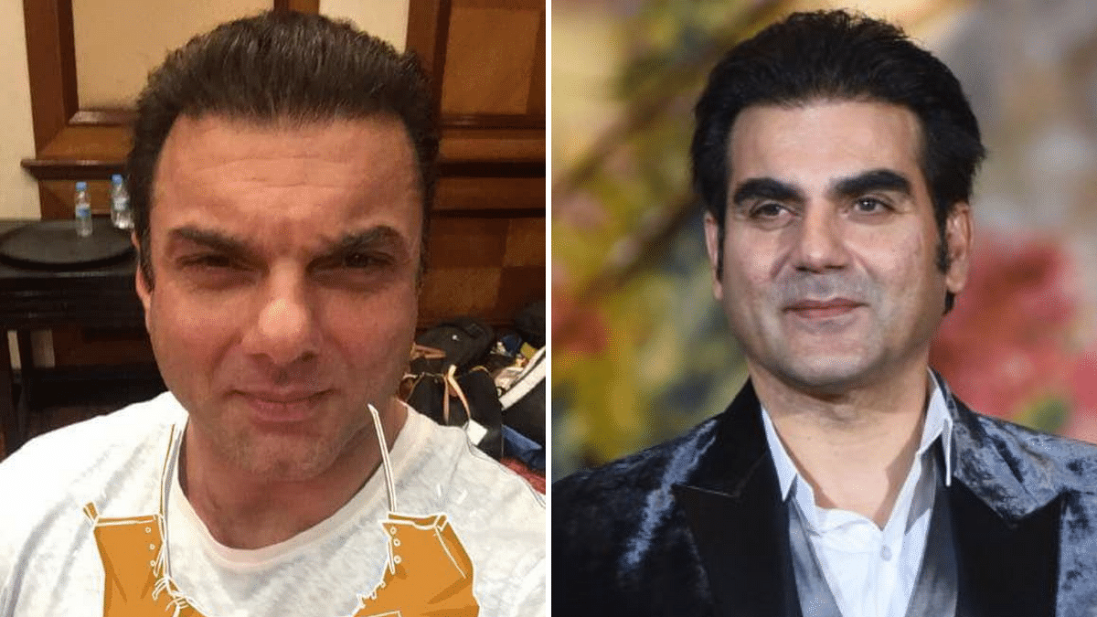 Sohail, Arbaaz Khan Quarantined After FIR for Flouting COVID Norms