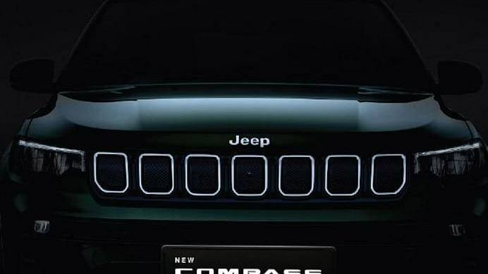 Jeep Compass 2021 Facelift India: The reservation for the 2021 Compass has commenced on the company's official India website