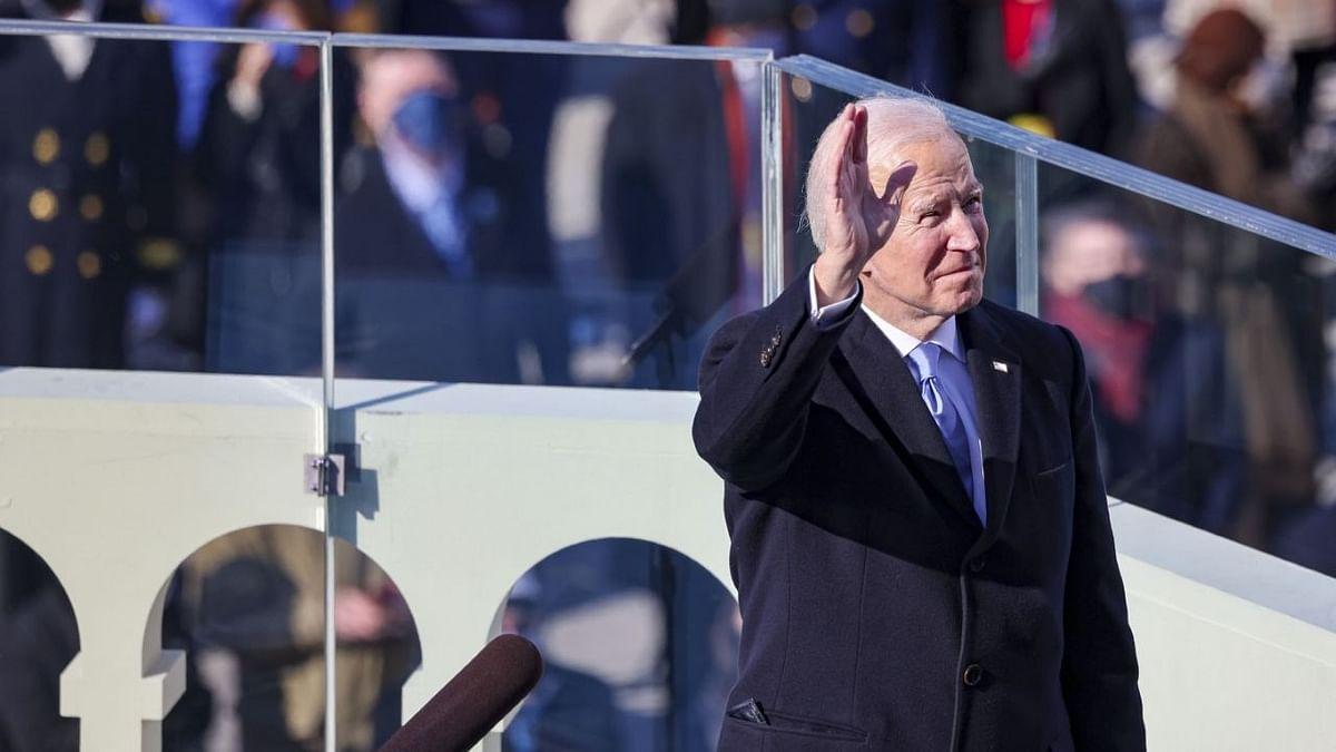 Will Be Prez For All Americans: Joe Biden Takes Oath as 46th POTUS
