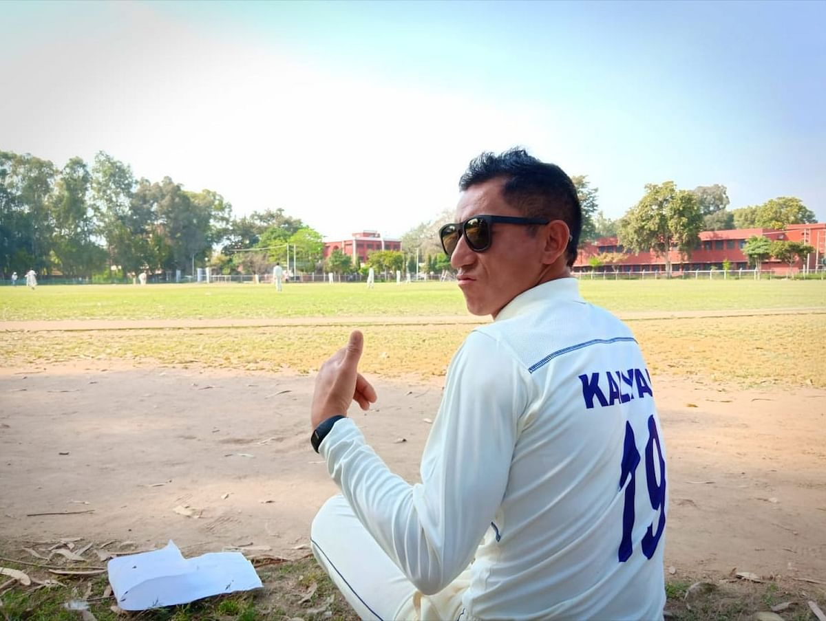 'First Ladakhi Player in J&K Cricket Team – Here's How I Made It'