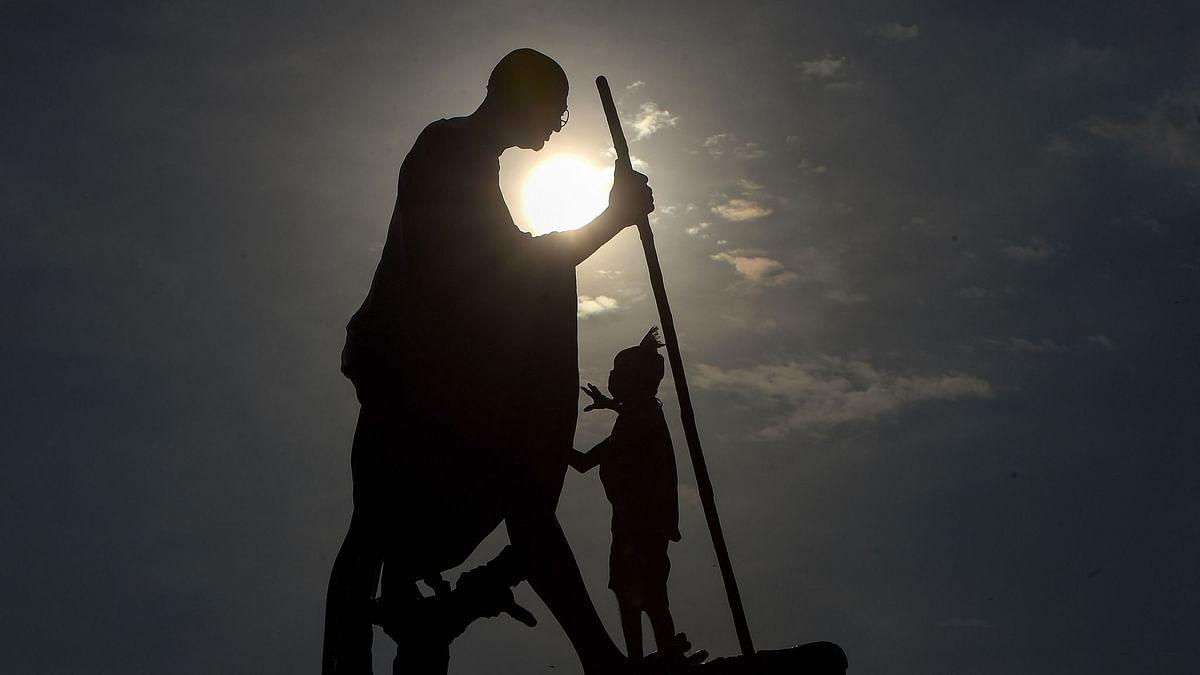 Gandhi Statue Vandalised in US, Indian-American Groups Condemn Act